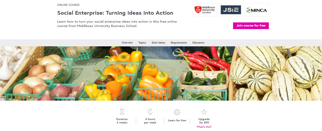 Social Enterprise: Turning Ideas into Action – Dhriiti: The